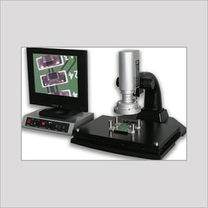 Video Microscope With Digital LCD Display