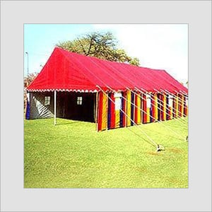 Plain And Printed Marquee Tent