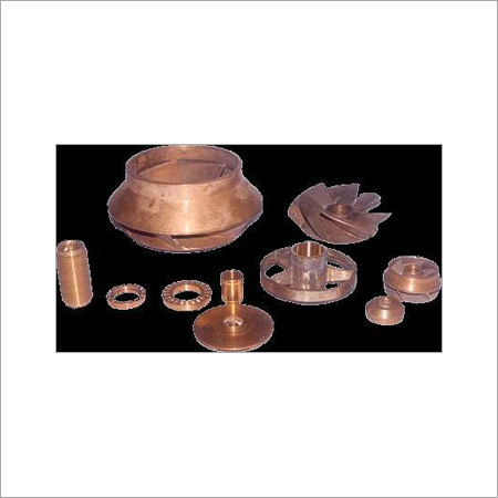 Brass Submersible Spare Parts