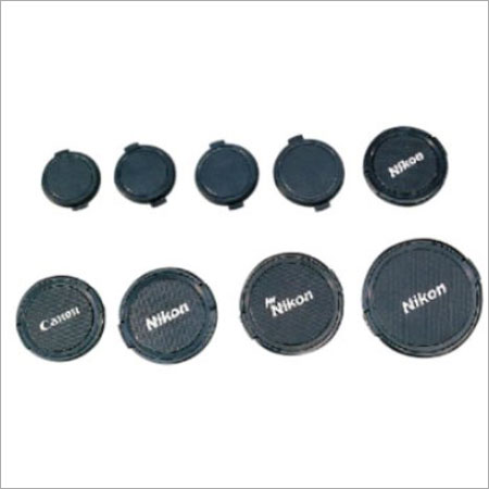 Various Colors Are Available` Round Shape Camera Lens Cap
