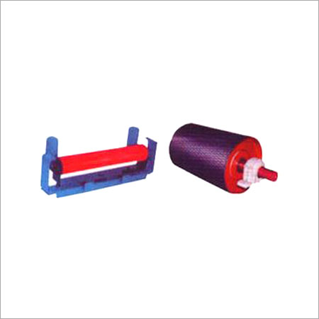 Various Colors Are Available Industrial Grade Rubber Roller