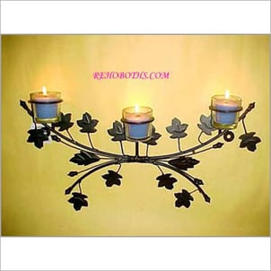 XMAS TREE CANDLE STAND