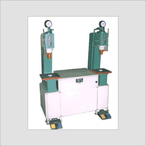 """""""C"""" Type Foot Operated Hydraulic Press"""