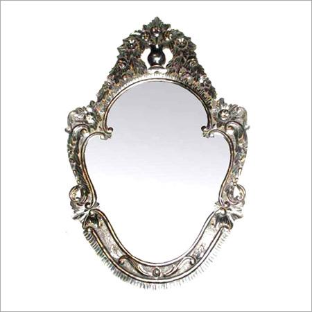 Antique Black Mirror Frame Size: Customized