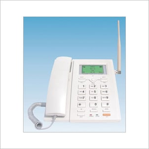 GSM Based Fixed Wireless Phone