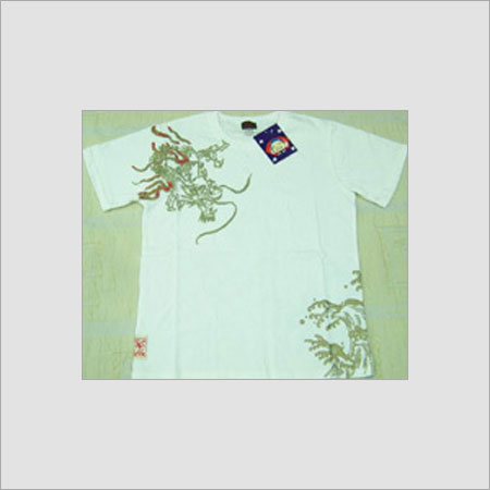 Ladies Fancy Printed T Shirts