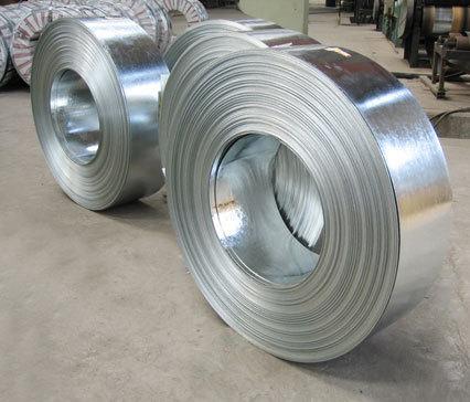 Galvanize Steel Strips