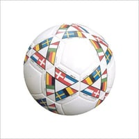 Printed Round Shape Soccer Ball