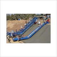Concrete Canal Paving Machine