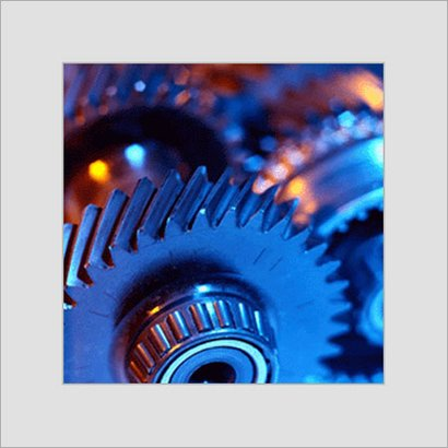 Helical Polished External Gears