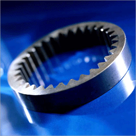 Mild Steel Internal Spur Gears