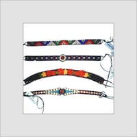 Plain Beaded Embroidered Belts