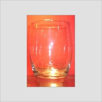 Plain Transparent Frosted Glass