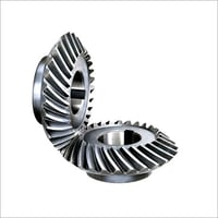 Stainless Steel Spiral Bevel Gears