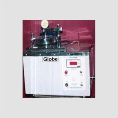 Plastic Heat Deflection Tester