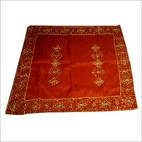 Table Embroidered Covers Sheet