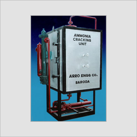 Ammonia Cracking Unit