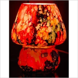 Fancy Printed Table Lamps