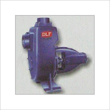 Self Priming Mud / Sewage Pump