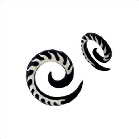 Round Shape Piercing Earring