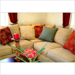 Silk Pillow Covers for Sofa