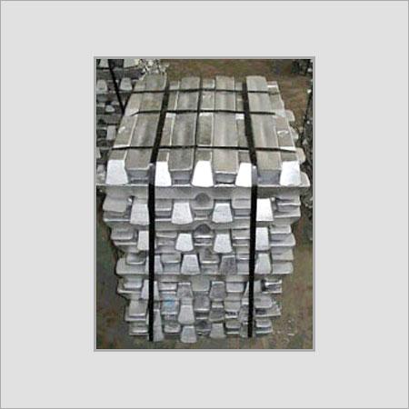 Aluminum Alloy Silver Ingots  Grade: A