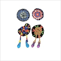 Embroidered Beads For Garment