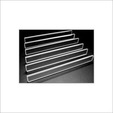 Transparent Wedge Prism Bar
