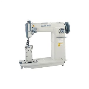 Double Needle Postbed Sewing Machine