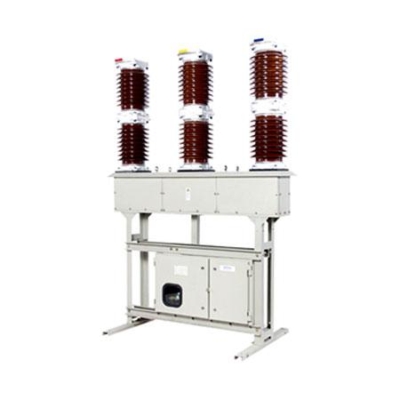 Clad Vacuum Circuit Breaker