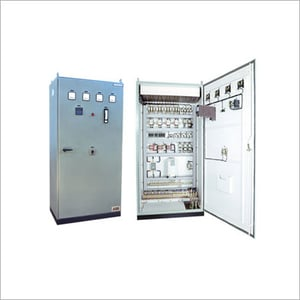 Process Control Panels with Timer/ Relays
