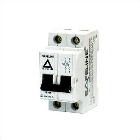 Safeline Miniature Circuit Breaker Switch