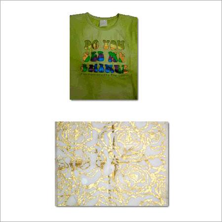 Textile Hot Stamping
