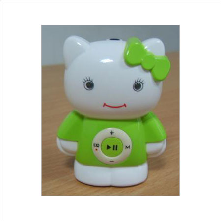 White Panda Mp3 Player