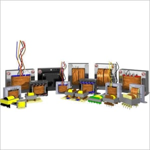 Industrial Cast Coil Transformers