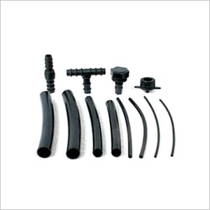 LLDPE Micro Tubes + PVC Extension Tube for Drip Irrigation