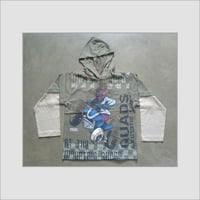 Boys Woolen Hooded Jacket
