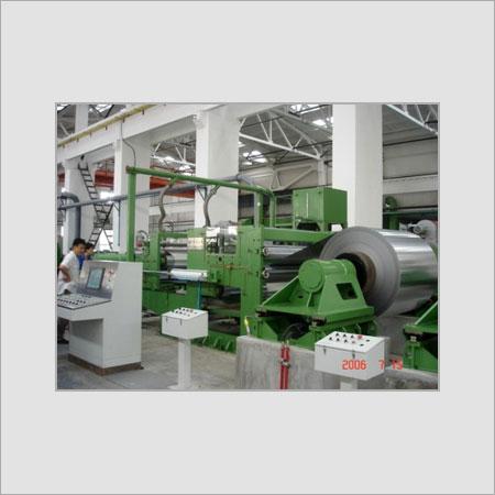 Semi-Automatic Aluminium Foil Making Plant