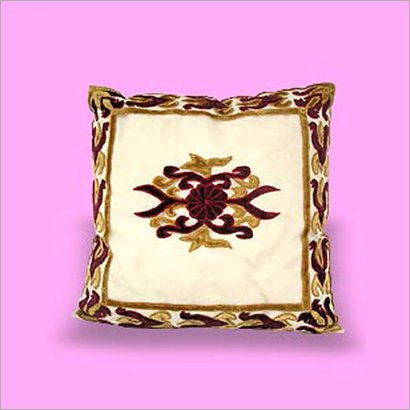 Cream Pure Cotton Pillow Cover