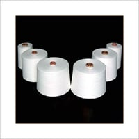 White Color Polyester Yarn