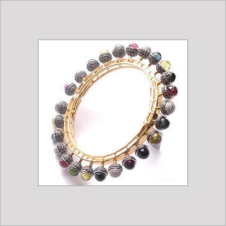 Round Designer Diamond Bracelet Fair