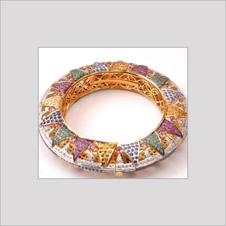 Fashion Women Gemstone Designer Bracelet