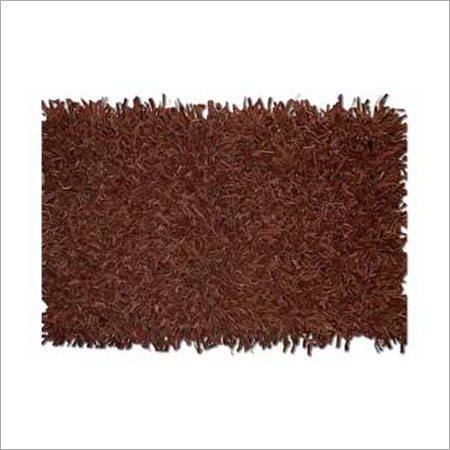 LEATHER COW HAIR ON MAT