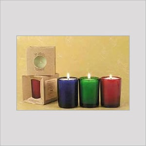 Multicolor Aromatherapy / Spa Candle