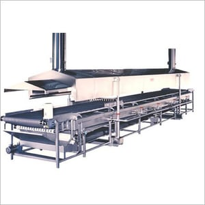 Industrial Continuous Steam Cooker