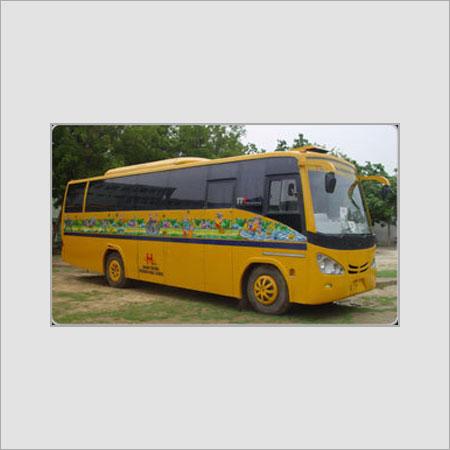 Luxury Volvo Bus
