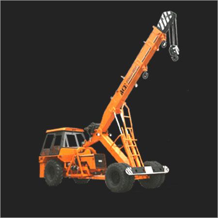 Articulated Hydraulic Mobile Crane