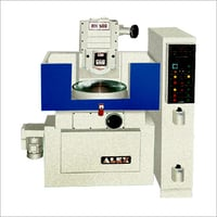 ROTARY SURFACE GRINDER WITH HORIZONTAL SPINDLE