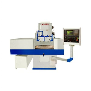 ROTARY SURFACE GRINDER WITH VERTICAL SPINDLE
