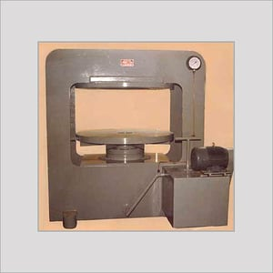 Hydraulic Press For Tube Curing